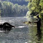 La pêche à la mouche : un art à part !